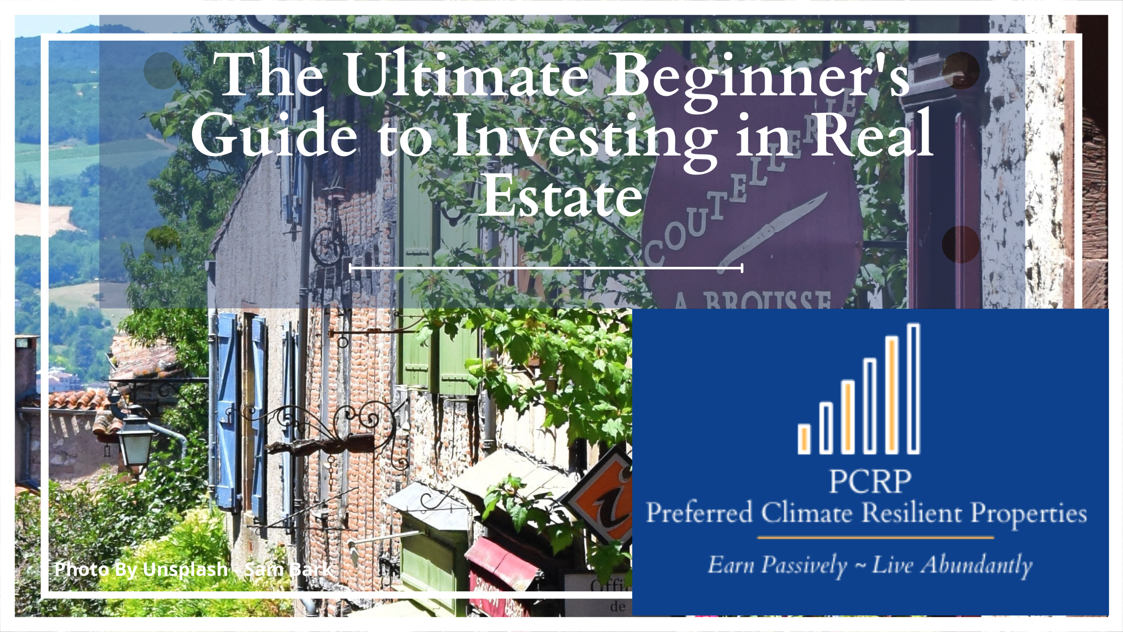 The Ultimate Beginner's Guide to Investing - Picture of European town