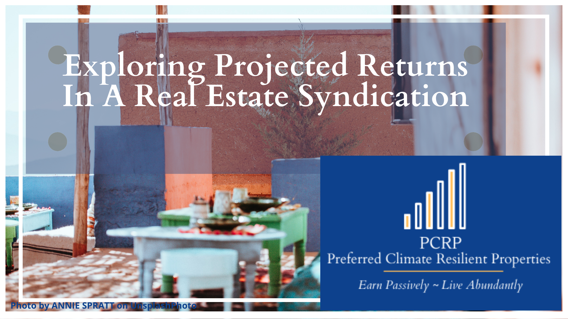 Projected Returns in a Real Estate Syndication