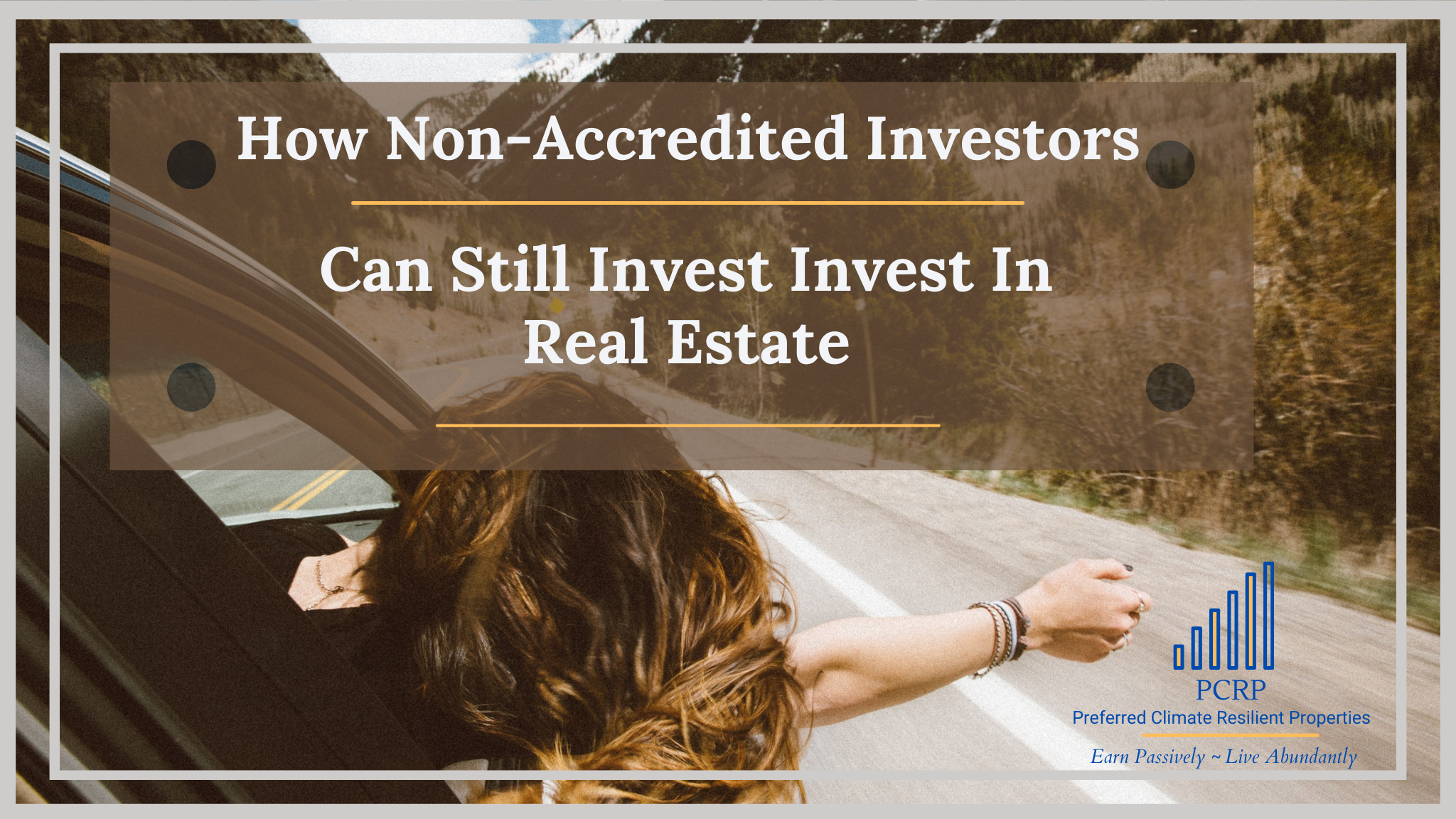How Non-Accredited Investors Can Still Invest In Real Estate