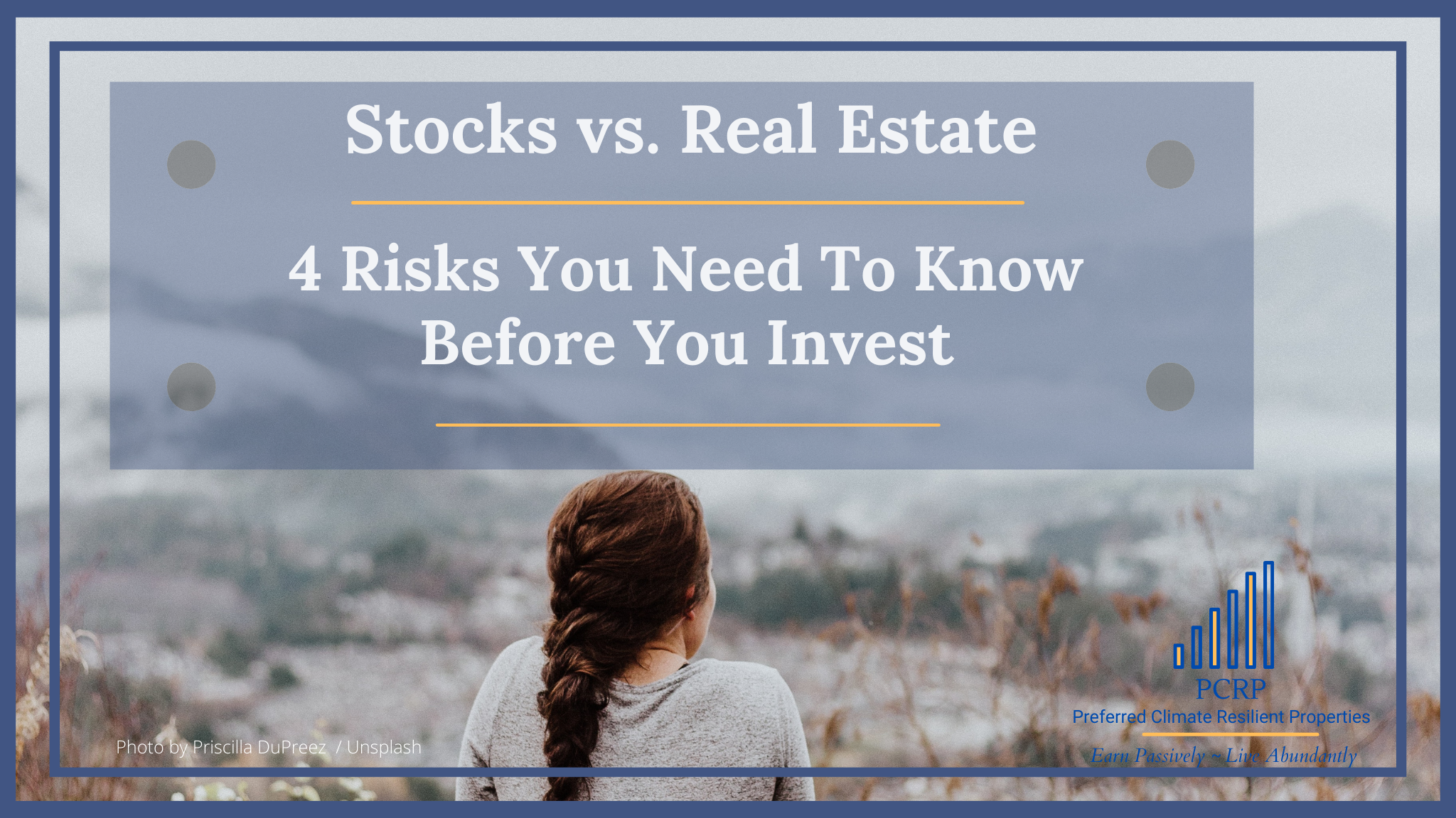 Stocks Vs Real Estate